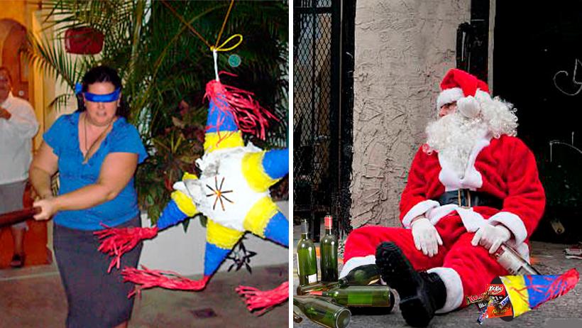 Posadas de Navidad sin piñata tendrán que dar más alcohol para equilibrar la diversión