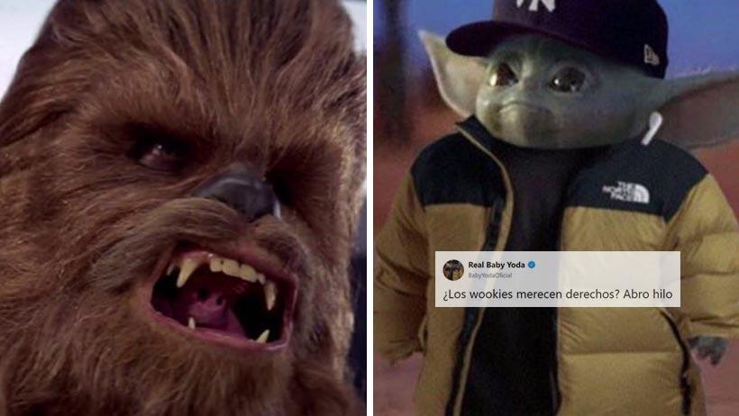 ¿Este es tu ídolo? Descubren que Baby Yoda es racista gracias a tuits antiguos
