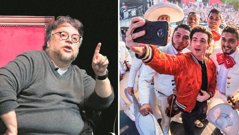 Drake Bell ha visitado México más veces que Guillermo del Toro.