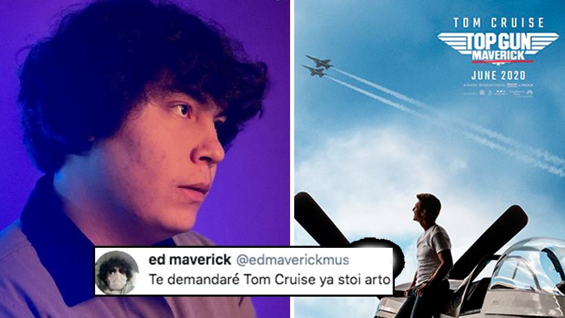 Ed Maverick vs Tom Cruise