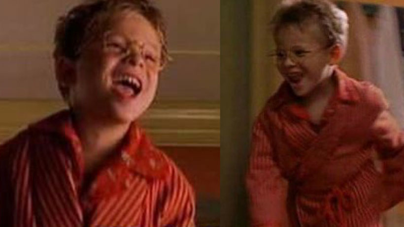 """¿Te quieres sentir viejo y acabado? Así luce ahora el niño del meme """"Es hoy, es hoy!"""" a 20 años de Stuart Little"""