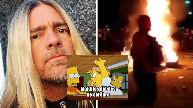 """Vergüenza nivel: baterista de Evanescence llama """"malditos mediocres"""" a fanáticos"""