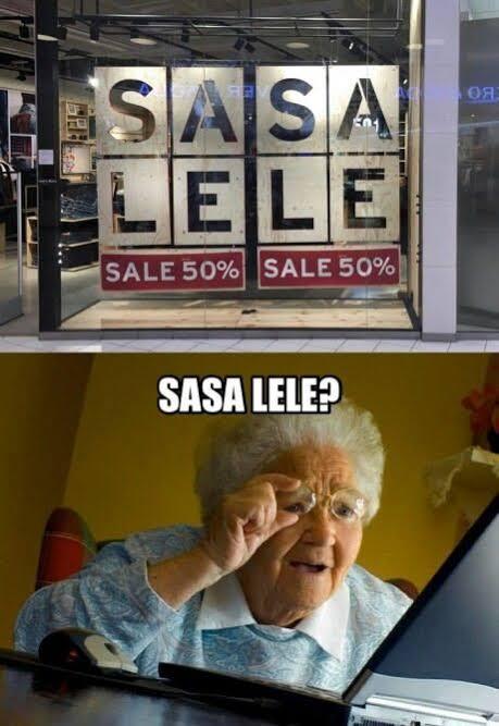 Meme Abuelita leyendo