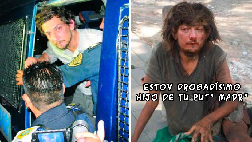 Videos de León Larregui hasta las chanclas.