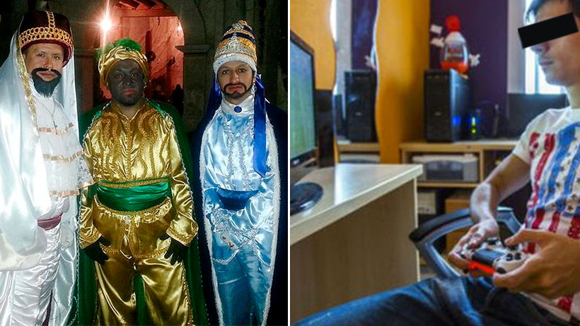 Personas mayores de 25 que aún vivan con sus padres recibirán juguetes de Reyes