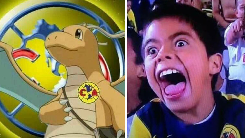 Memes America remontada semifinal vs. Morelia
