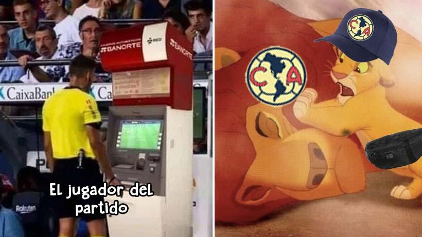 Los mejores y más grandes memes que nos dejó la gran final de la Liga MX