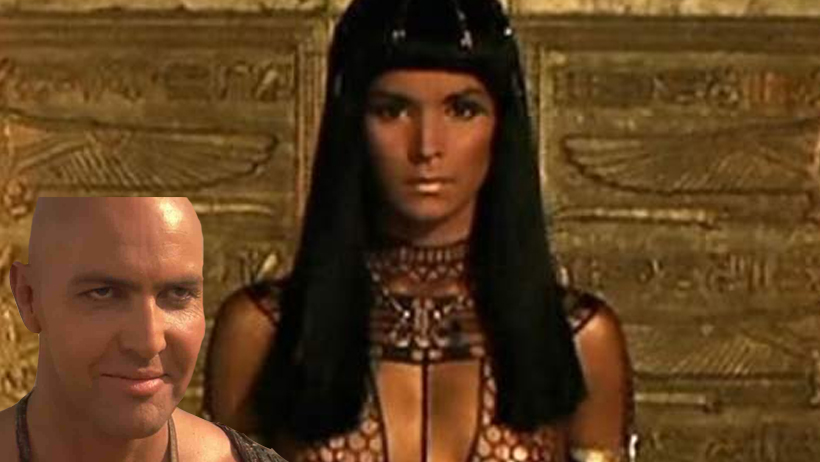 ¿Te quieres sentir bien Anck-Su-Namun? Así luce la diosa egipcia de la Momia 2