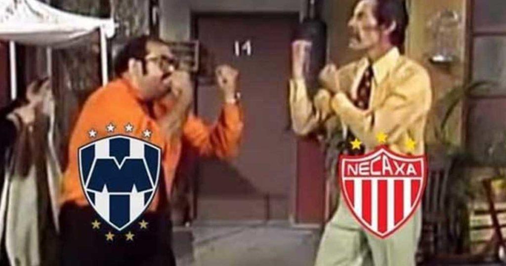 Los mejores y nada aburridos memes que nos dejó la semi final entre Monterrey y Necaxa