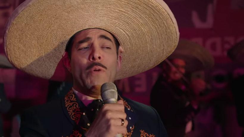 Ya salió el primer trailer de Omar Chaparro como Pedro Infante y así se rompieron nuestros corazones y esperanzas en la vida