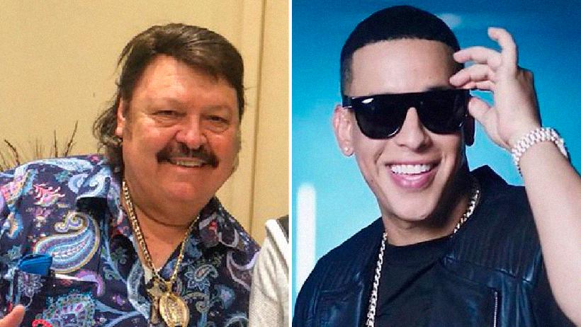 Ramón Ayala confirma dueto con Daddy Yankee