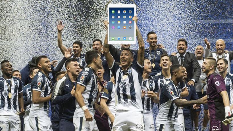 Rayados del Monterrey iPad