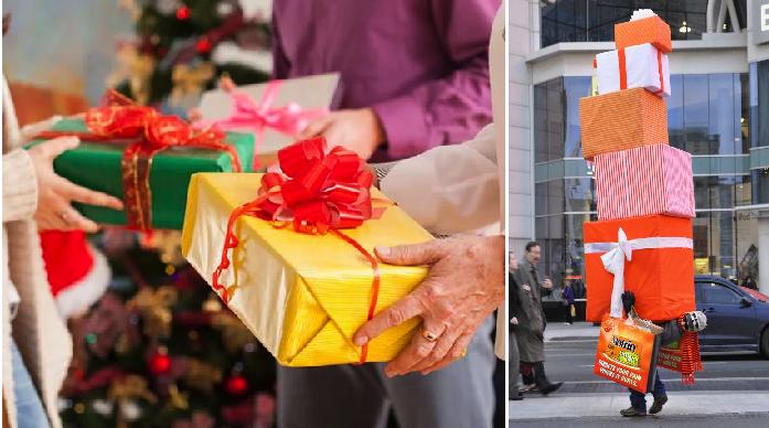 ¡Ay qué lindo detall…! 8 de cada 10 mexicanos devuelven los regalos del intercambio de Navidad