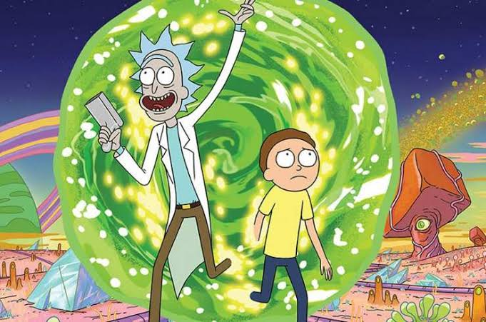 Rick and Morty Temporada 4 Censura Netflix