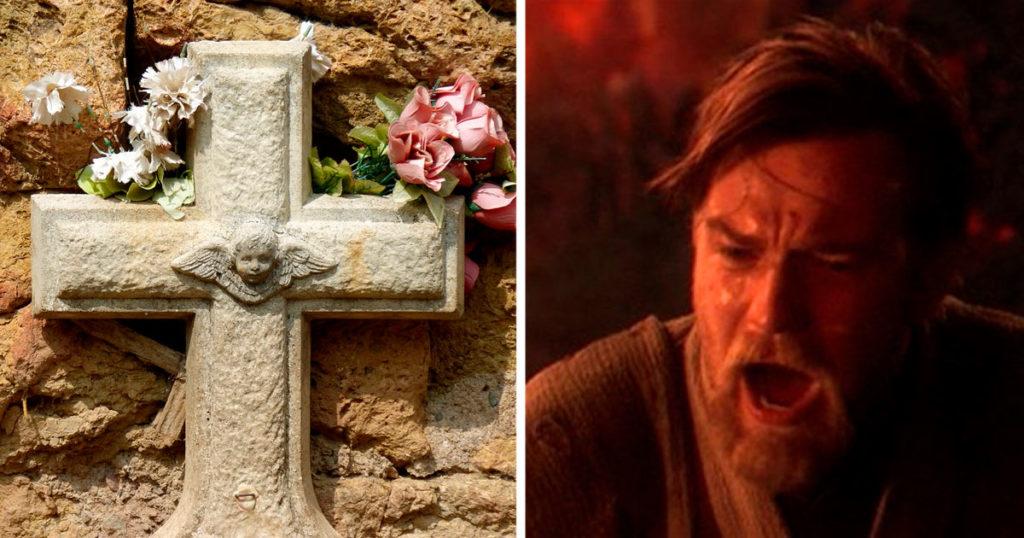 Tu niño interno muere tras larga agonía al enterarse que ya no te gusta Star Wars