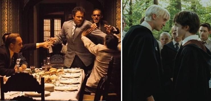 8 veces en que se pelearon en las películas por los terrenos de la abuela