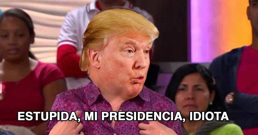 """Juicio de Trump será transmitido por """"Caso Cerrado"""""""