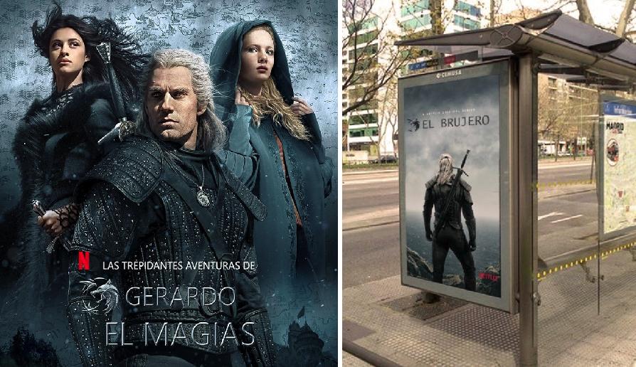 9 nombres que le pueden poner a la serie 'The Witcher' en España