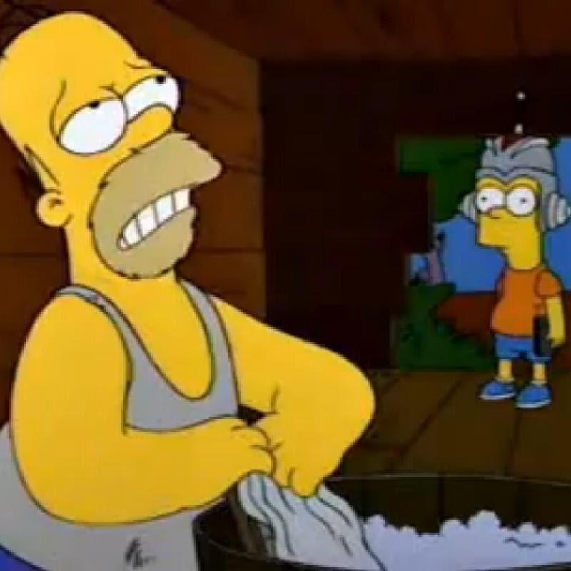 Ay esta grasa no se quita homero - El Deforma - Un no-ticiero de verdad