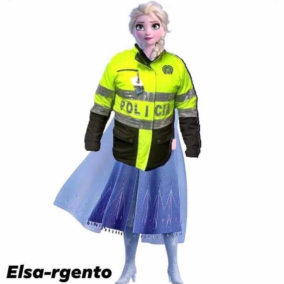 Meme Elsa