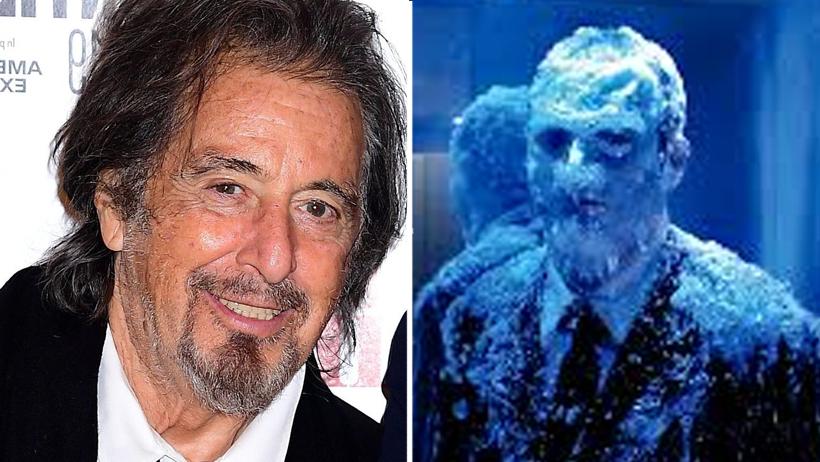 Descongelan a Al Pacino para caminar en la alfombra roja de los Golden Globes