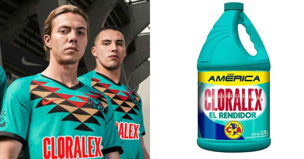 América estrena uniforme y anuncia nuevo patrocinador