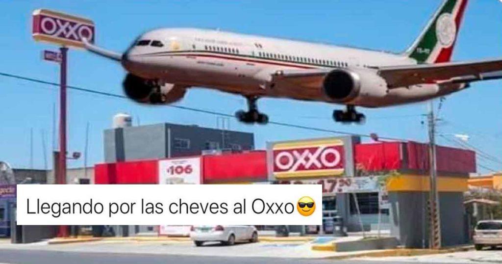 Los mexicanos se la volaron con estos 18 memes del avión presidencial