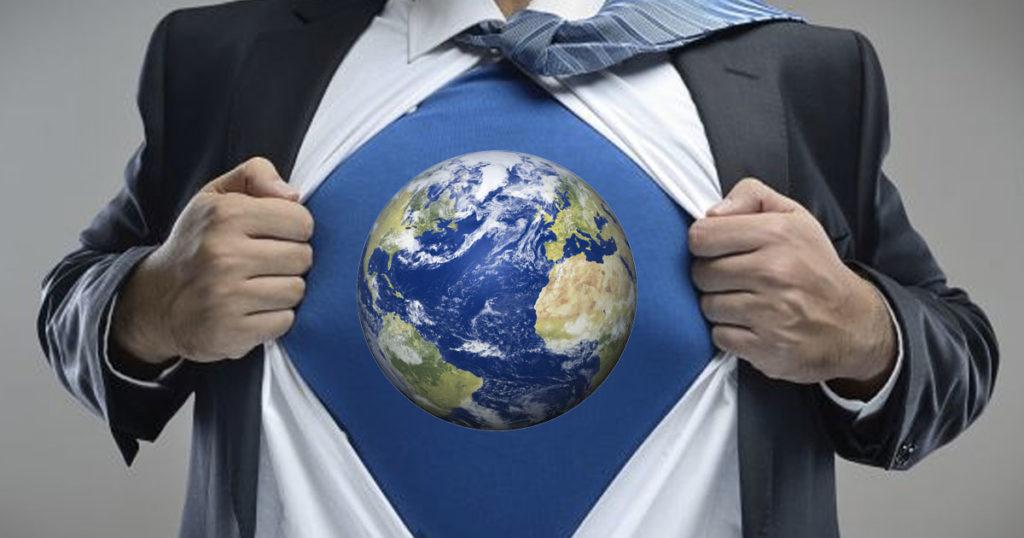 7 superpoderes que todos podemos desarrollar para ayudar al planeta