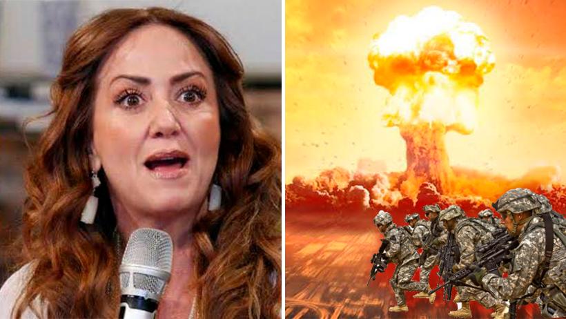 La Tercera Guerra Mundial sí nos afecta porque México está en el mundo: Legarreta preocupada