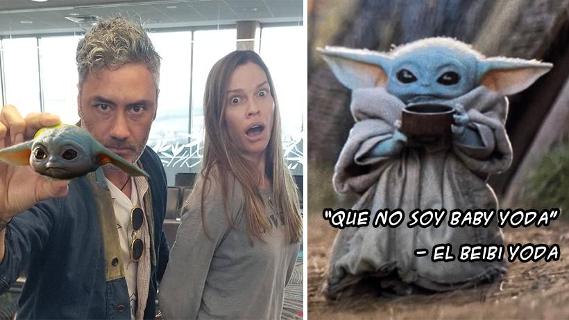 Taika Waititi confirma el verdadero nombre del Baby Yoda y ya nos morimos de ternura