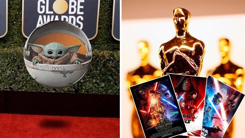 Darán Oscar honorario a Baby Yoda por salvar toda la franquicia de Star Wars