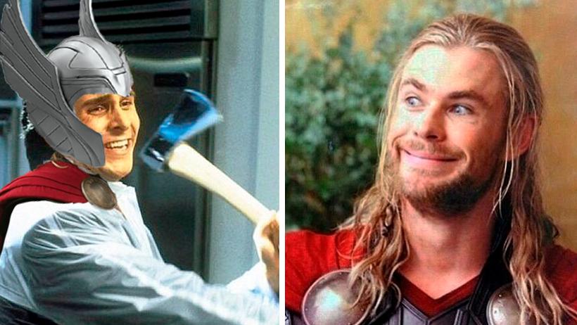 Otro Judas: Christian Bale ya anda en pláticas para ser Thor en la próxima película