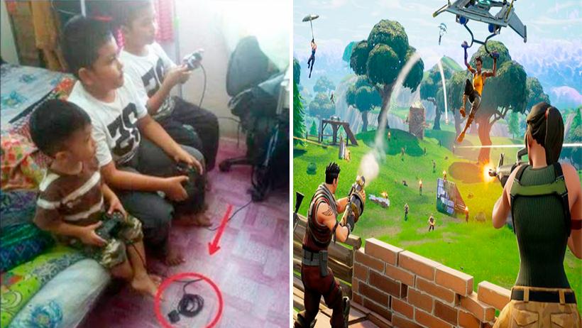 Personas que juegan Fortnite se dicen listas para luchar en la Tercera Guerra Mundial