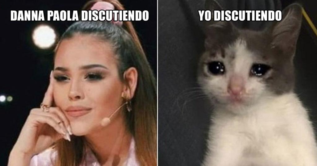 21 empoderados memes que nos dejó Danna Paola en modo Q-lera