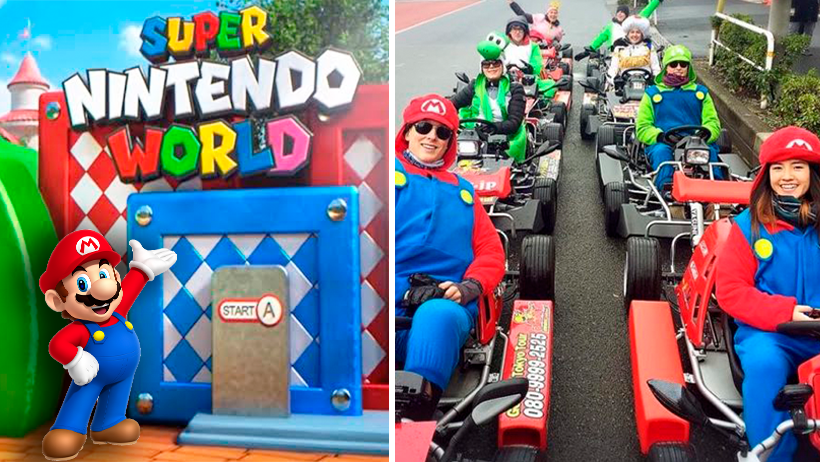 Cover Super Nintendo World Universal Studios Japan