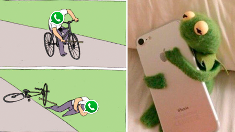 Cover WhatsApp Down