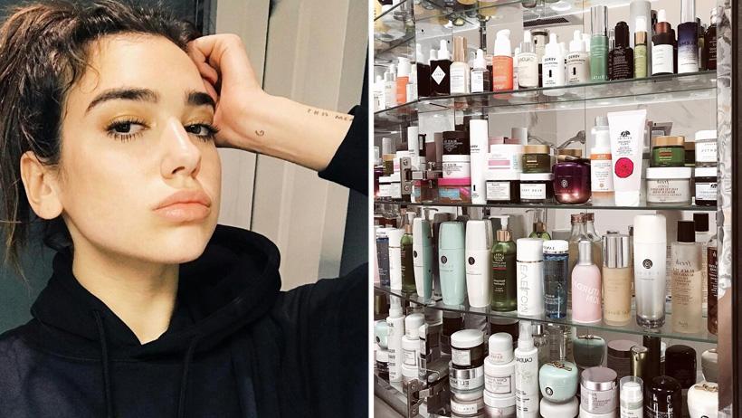 Chavita de 22 años dice que untarse 47 cremas impide que se le vean las arrugas