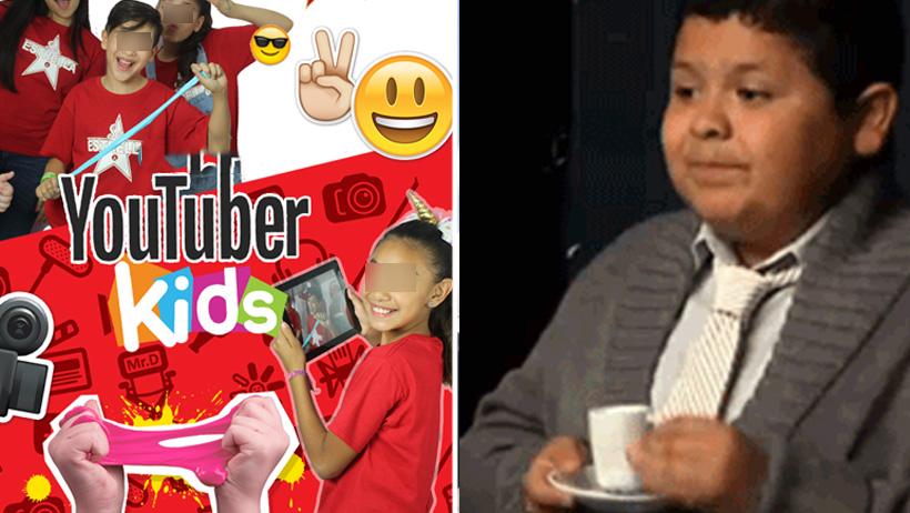 Monterrey mágico nivel: lanzan curso de youtubers para niños