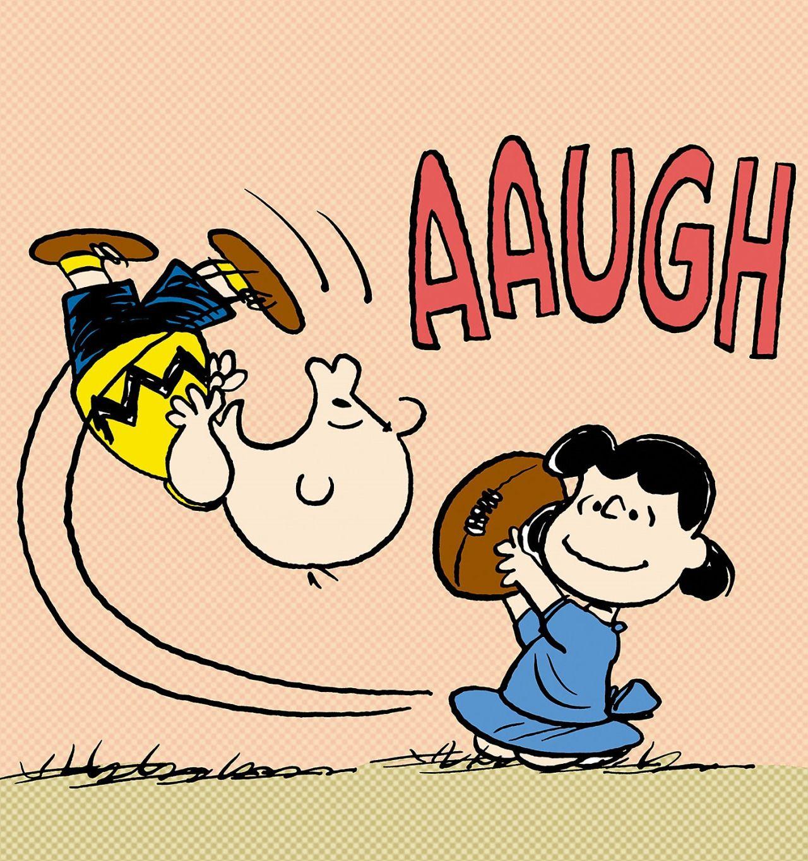 Charlie Brown Football