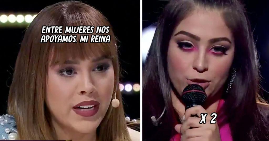 """Danna Paola le bajó a su """"Lolita Cortés"""" y perdonó a la morra que dijo """"por 2"""""""