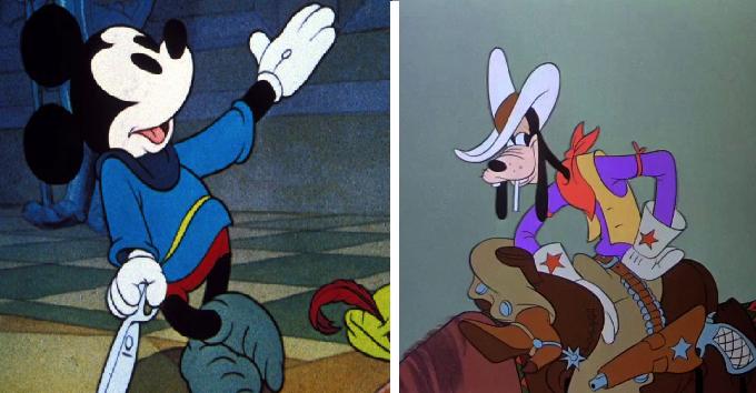 No se cansan: ahora Disney borra escena de Goofy como gaucho de la peli 'Saludos Amigos'
