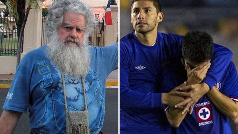 Se acabó, señores: brujo predice que el Cruz Azul nunca volverá a ser campeón