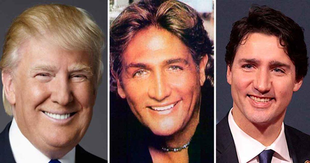 """Televisa confirma que """"Fabiruchis"""" es un híbrido entre Trump y Justin Trudeau"""