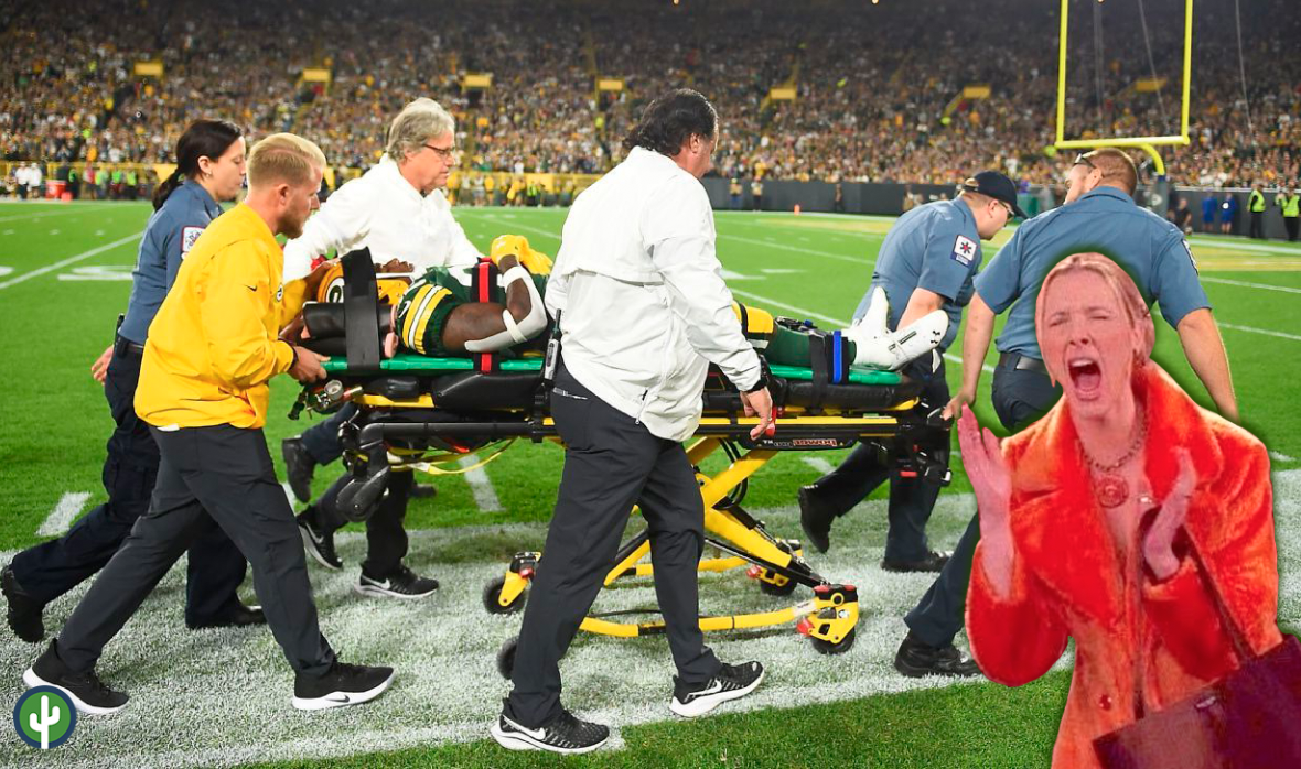 Green Bay Packers lesiones