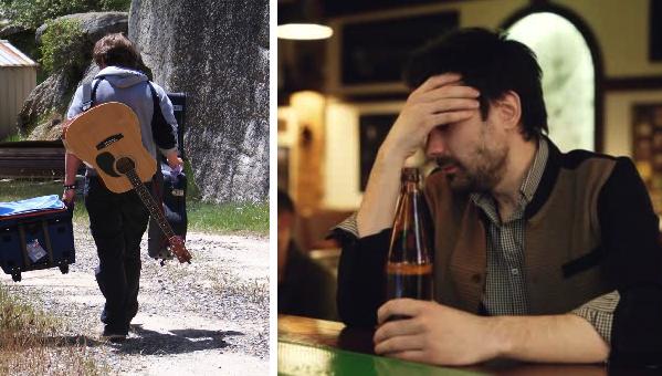 """""""Chavos"""" que llevaban su guitarra a la secu ahora toman cerveza light: estudio"""