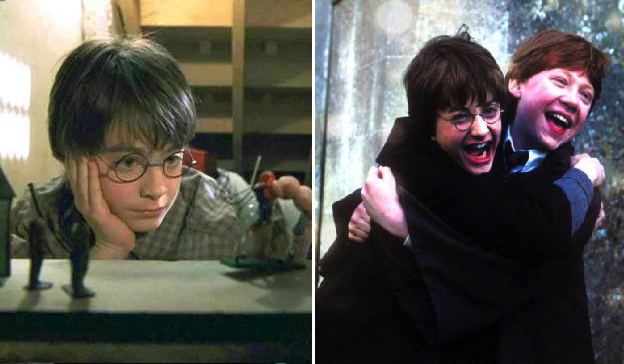 ¿De cruda y sin nada que hacer? Ya llegaron todas las de Harry Potter a Netflix