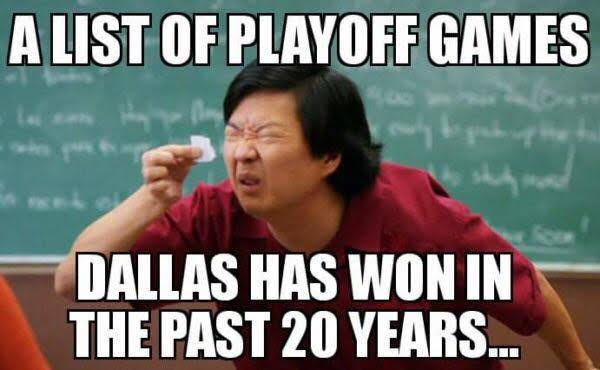 Dallas Cowboys meme