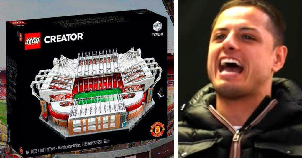 Construyamos cosas ching*nas: Lego saca set del estadio del Manchester United
