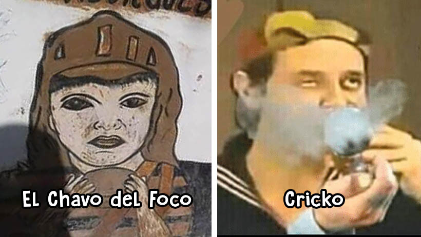 Memes del Chavo del 8 en Crico