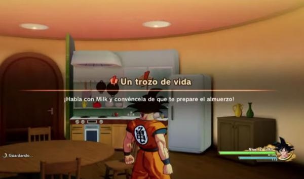 Goku Milk Dragon Ball Z: Kakarot